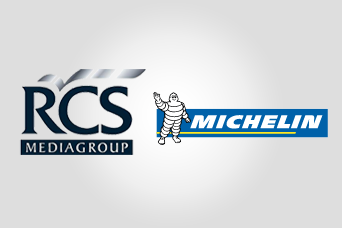 Michelin  sviluppato per  RCS Media Group